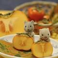 Photos: Baby Persimmon~♪