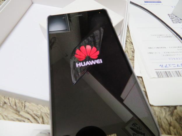 HUAWEI P9 lite 26,000円