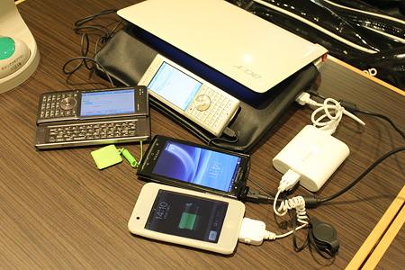 2010.04.03 スマートフォン勢揃い