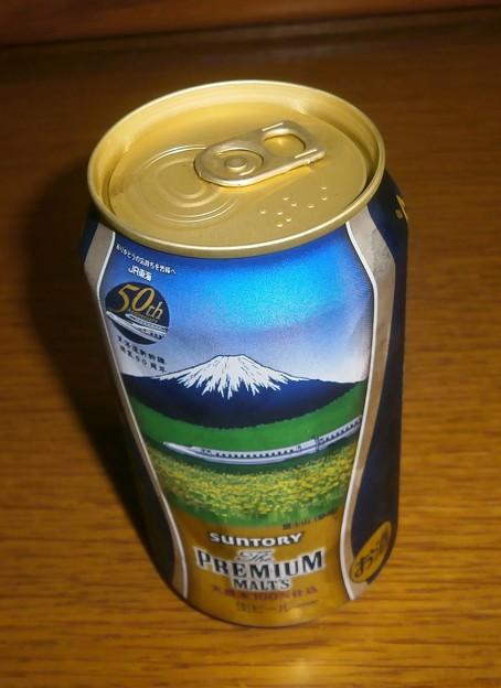 プレモル 富士山