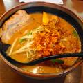 Photos: 麺屋 壱正:北海道味噌ラーメンに炙りチャーシュー