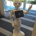 Photos: ソフトバンク名古屋店にいた、ロボット「Pepper」 - 02