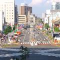 一宮七夕まつり 2014 No - 188:iビル2階からの景色