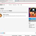 写真: Opera公式フォーラムに書き込みしてたら、「Server monkey」と言う謎のバッヂが… - 2(プロフィールページ)