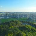 写真: スカイワードあさひ No - 053:展望室からの眺め