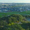 写真: スカイワードあさひ No - 054:展望室からの眺め