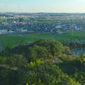 写真: スカイワードあさひ No - 055:展望室からの眺め