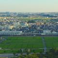 写真: スカイワードあさひ No - 057:展望室からの眺め(名鉄瀬戸線・尾張旭検車区)