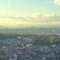 写真: スカイワードあさひ No - 060:展望室からの眺め