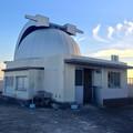 写真: スカイワードあさひ No - 075:夕暮れ時の天体観測室