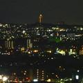 写真: スカイワードあさひ No - 112:展望室からの夜景(東山スカイタワー)