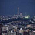 写真: 名古屋テレビ塔からの夜景 No - 11:瀬戸デジタルタワー