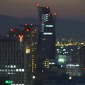 写真: 名古屋テレビ塔からの夜景 No - 46:スパイラルタワーズ