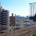 写真: アピタ新守山店 立体駐車場から見える景色 No - 24:ナゴヤドーム