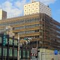 写真: 建て替え工事中の御園座 - 2