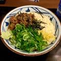 丸亀製麺:麦とろ牛ぶっかけ - 3