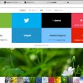 Ynadex Browser 16.6.0.8125 No - 20:新しいタブの背景を変更