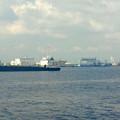 写真: 名古屋港遊覧船から見えた名駅ビル群(2012年9月撮影) - 2