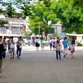 ポケモンGoをする人でごった返す鶴舞公園(2016年7月31日) - 28