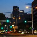 写真: 伏見駅前から見た名駅ビル群 - 3