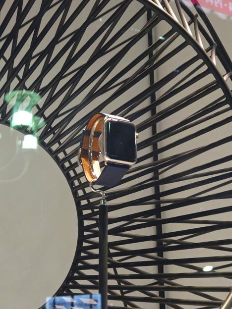 名古屋三越栄店1階に「Apple Watch Hermès」のディスプレイ - 5