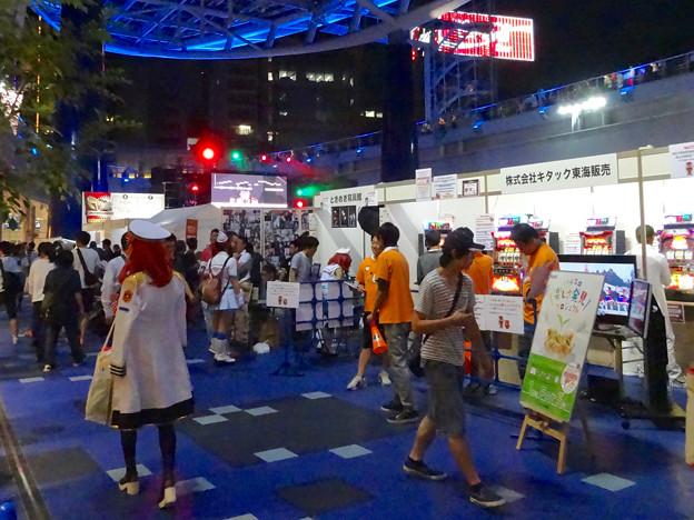 世界コスプレサミット 2016 No - 3:大勢の人で賑わう夜のオアシス21会場