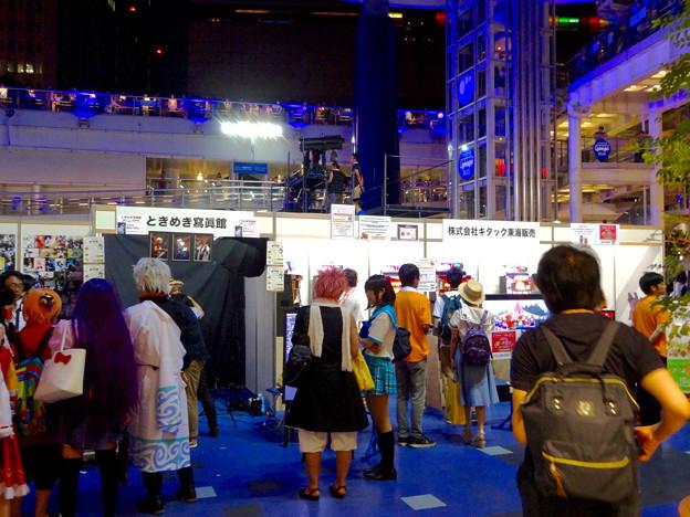 世界コスプレサミット 2016 No - 11:大勢の人で賑わう夜のオアシス21会場
