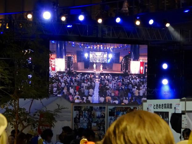 世界コスプレサミット 2016 No - 14:大勢の人で賑わう夜のオアシス21会場