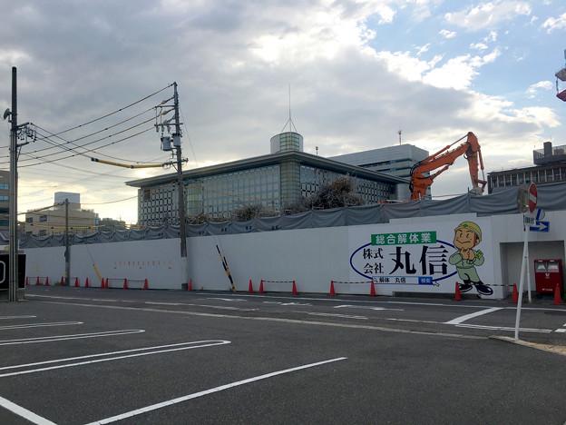 すっかり建物が解体された、旧・ヤマダ電機テックランド春日井店 - 4