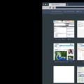 Photos: Vivaldi 1.5.609.8:macOS Sierraのフルスクリーンモードで新しいウィンドウ開くと挙動がおかしい - 3