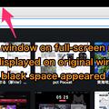 Opera 40:macOS Sierraでフルスクリーンモード中、新しいウィンドウ開くと、ウィンドウが重なって表示される不具合! - 10