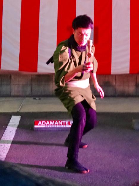 大須大道町人祭 2016 No - 54:けん玉師「伊藤佑介」さんのパフォーマンス