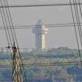 写真: 落合公園:水の塔最上階から見た景色 - 5(スカイワードあさひ)