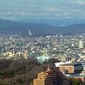 写真: 東山スカイタワーから見た「スカイワードあさひ」(2012年撮影)- 3