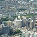 写真: ミッドランドスクエア「スカイプロムナード」から見た景色(2012年9月9日撮影) - 7:ノリタケの森