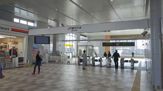 今日からリニューアルオープンした新・JR春日井駅 - 17:改札