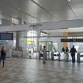 写真: 今日からリニューアルオープンした新・JR春日井駅 - 17:改札