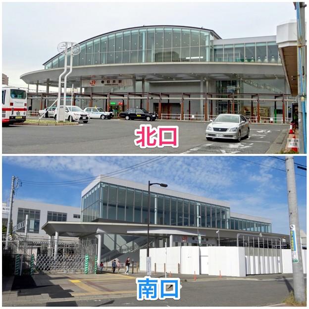 写真: 新・JR春日井駅(北口・南口)- 1