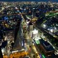 ミッドランドスクエア「スカイプロムナード」から見た夜景 - 20:南側