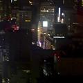 ミッドランドスクエア「スカイプロムナード」から見た夜景 - 43:サンシャインサカエの観覧車「スカイボート」