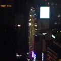 ミッドランドスクエア「スカイプロムナード」から見た夜景 - 44:サンシャインサカエの観覧車「スカイボート」