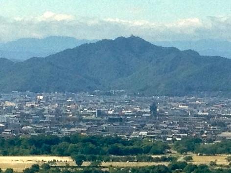写真: ツインアーチ138から見た金華山(2012年6月撮影) - 7