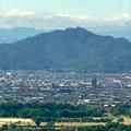 ツインアーチ138から見た金華山(2012年6月撮影) - 7