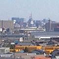 写真: 清洲城から見た名古屋テレビ塔(2012年4月撮影) - 2