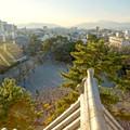 写真: 大垣城 - 42:最上階から見た景色(西側)