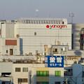 写真: 大垣城 - 48:最上階から見た景色(JR大垣駅方面)