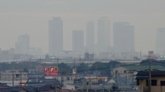 写真: エアポートウォーク名古屋から見た名駅ビル群 - 2