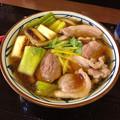 Photos: 丸亀製麺:鴨ねぎうどん(並) - 1