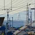 写真: 尾張富士浅間神社から見たツインアーチ138 No - 2