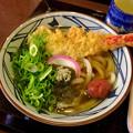 丸亀製麺:大海老うどん - 1
